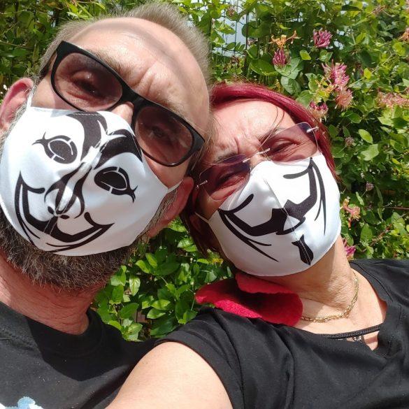 Anonymous szájmaszk