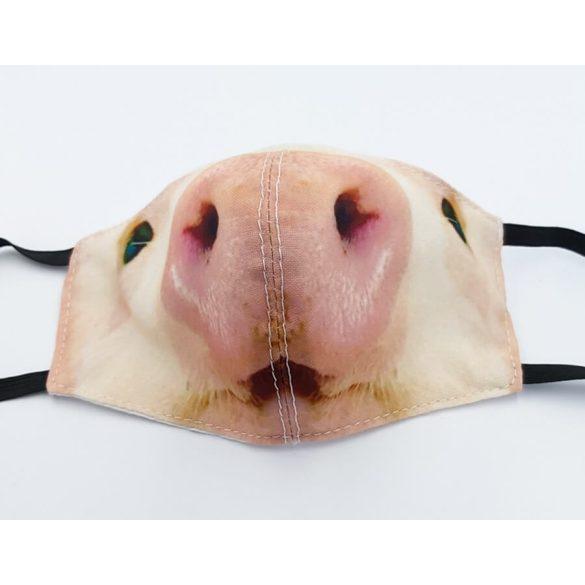 Malacos egyedi szájmaszk
