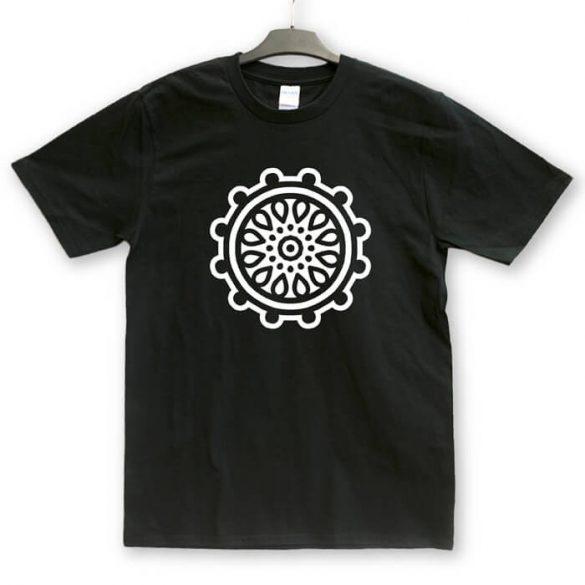 Mandala 1 mintás unisex póló
