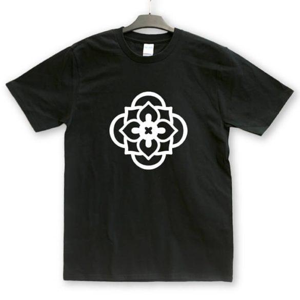Mandala 2 mintás unisex póló