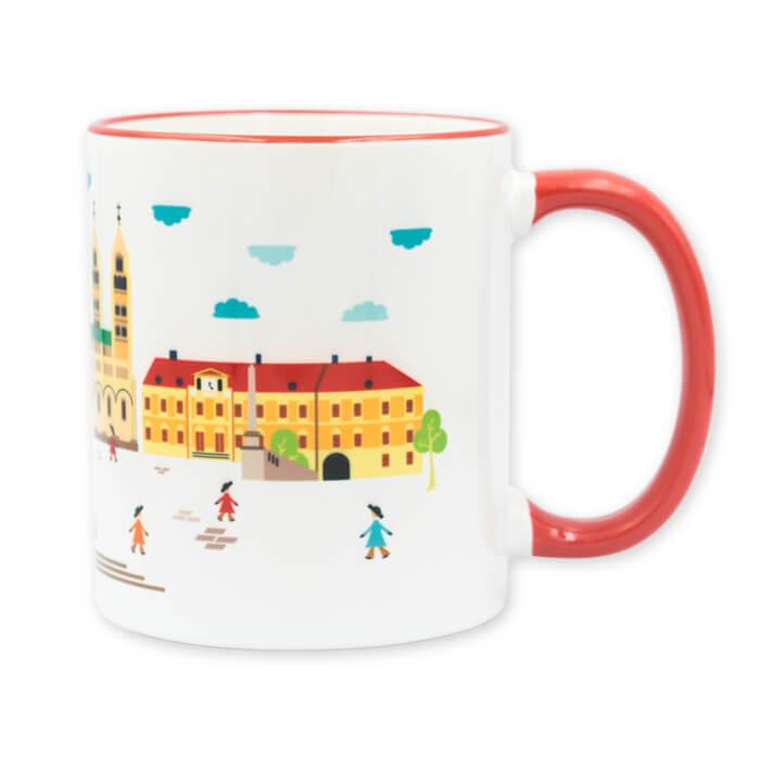 2d3d1cafe2 Pécsi Székesegyház bögre - DesignButik