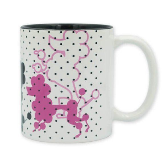 Pink Pudli Princess bögre