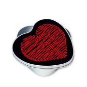Valentin napi szives doboz